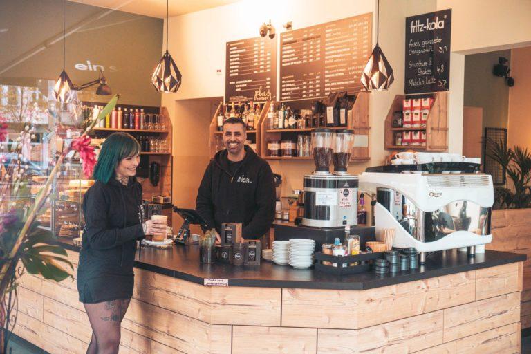 Cafe in Prenzlauer Berg –bester Kaffee in Prenzlauer Berg mit veganen Optionen